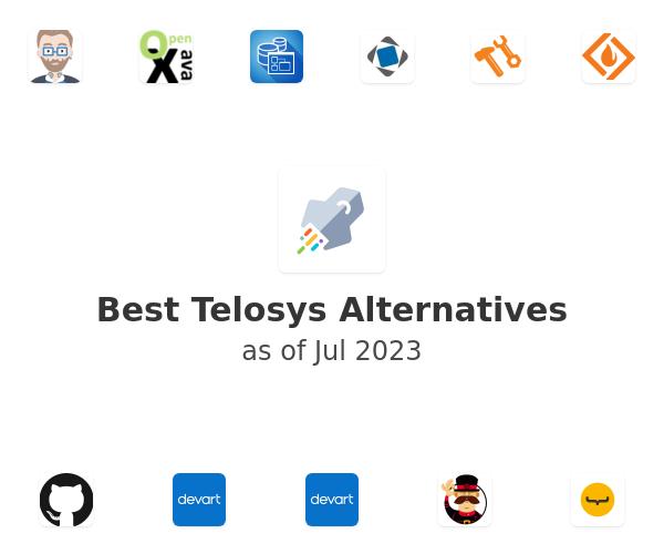 Best Telosys Alternatives