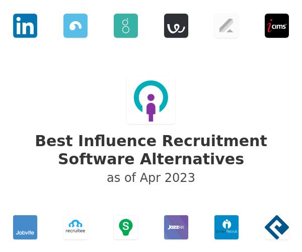 Best Influence Recruitment Software Alternatives