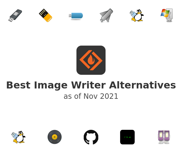 Best Image Writer Alternatives