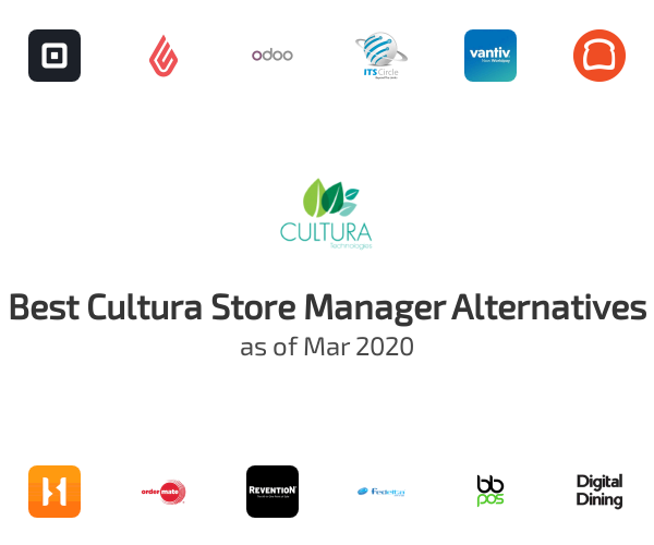 Best Cultura Store Manager Alternatives