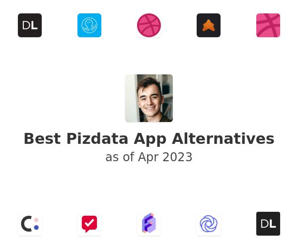 Best Pizdata App Alternatives