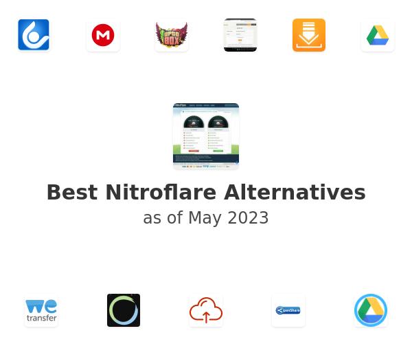 Best Nitroflare Alternatives