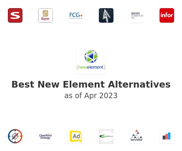 Best New Element Alternatives
