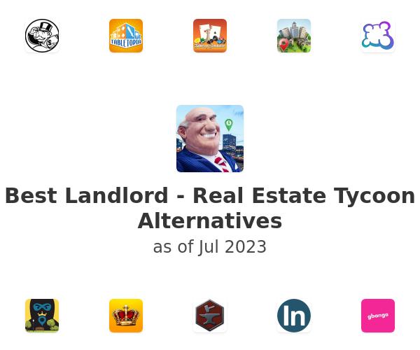 Best Landlord - Real Estate Tycoon Alternatives