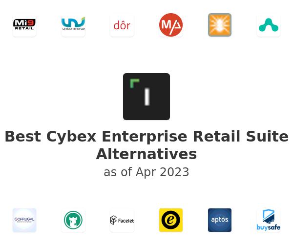 Best Cybex Enterprise Retail Suite Alternatives