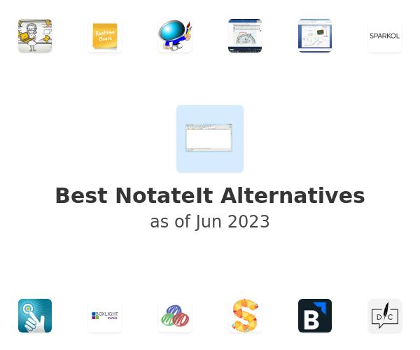Best NotateIt Alternatives