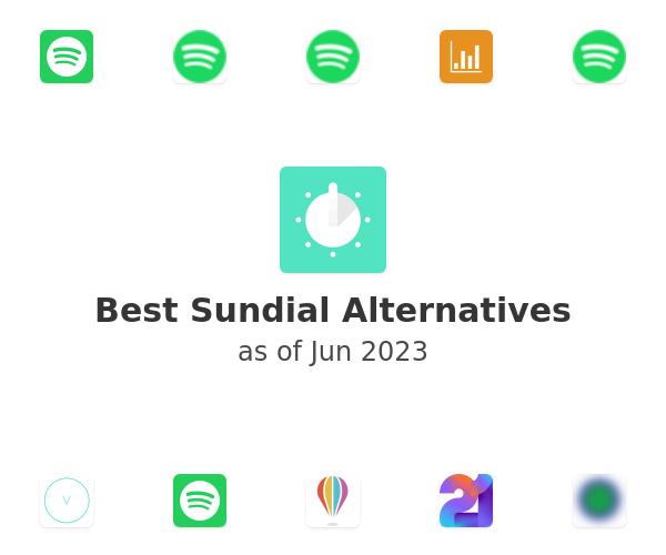Best Sundial Alternatives
