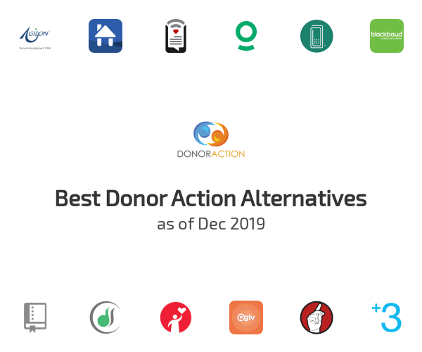 Best Donor Action Alternatives