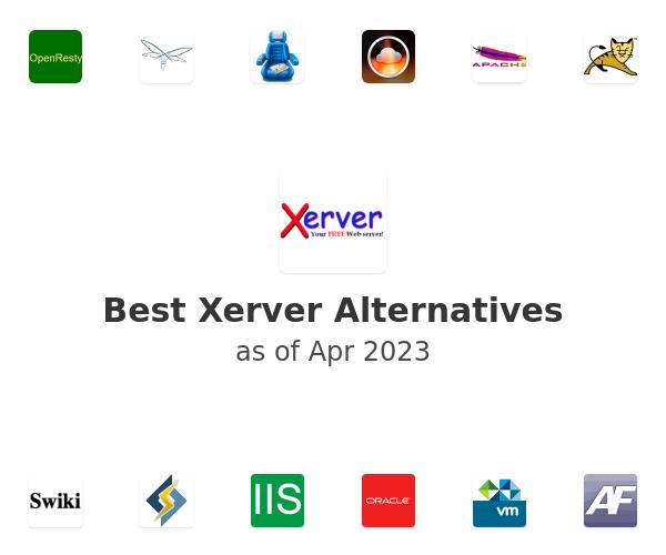 Best Xerver Alternatives