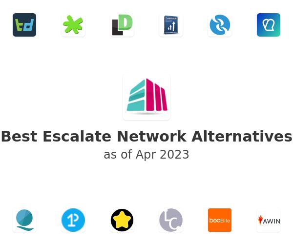 Best Escalate Network Alternatives