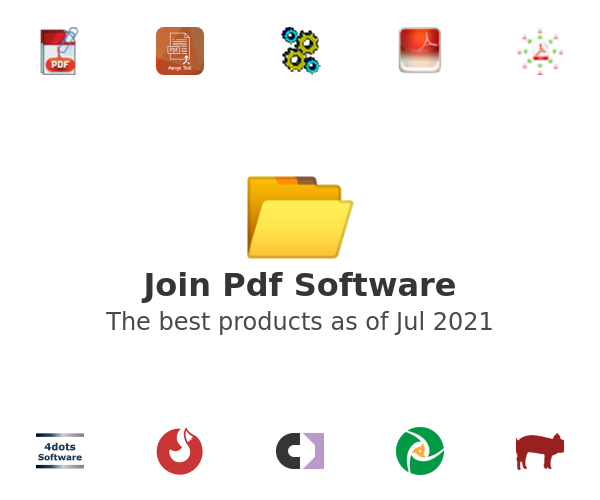 Join Pdf Software