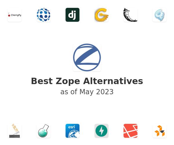 Best Zope Alternatives