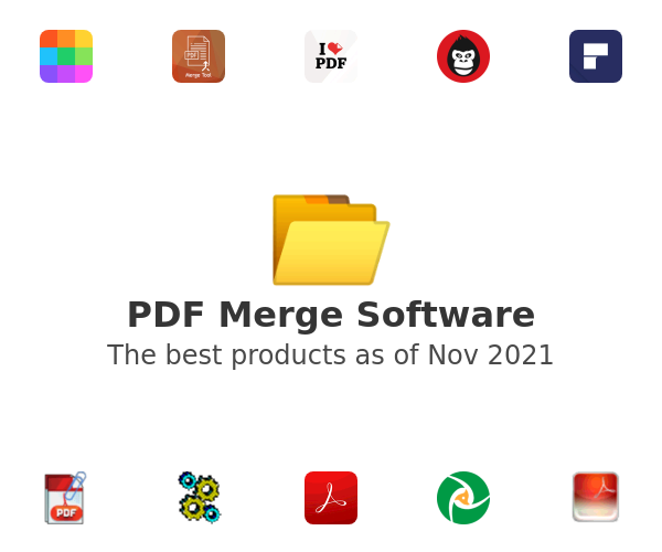PDF Merge Software
