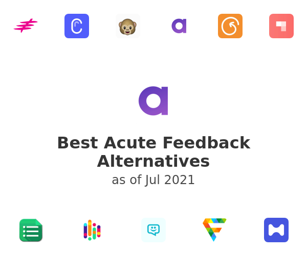 Best Acute Feedback Alternatives