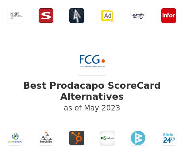 Best Prodacapo ScoreCard Alternatives
