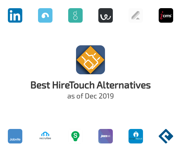 Best HireTouch Alternatives