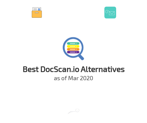 Best DocScan.io Alternatives