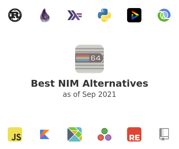 Best NIM Alternatives