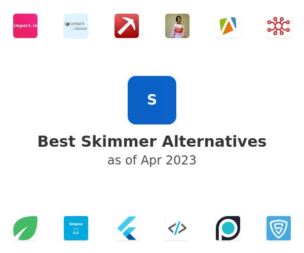 Best Skimmer Alternatives
