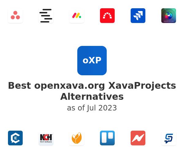 Best XavaProjects Alternatives