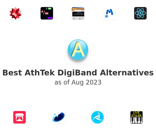 Best AthTek DigiBand Alternatives