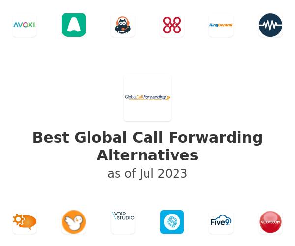 Best Global Call Forwarding Alternatives
