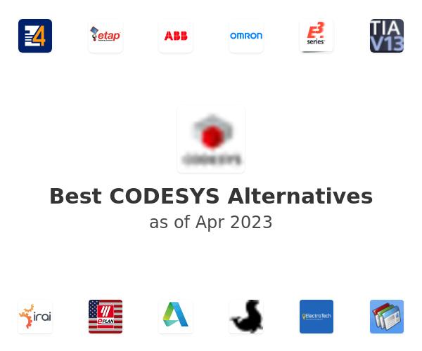Best CODESYS Alternatives