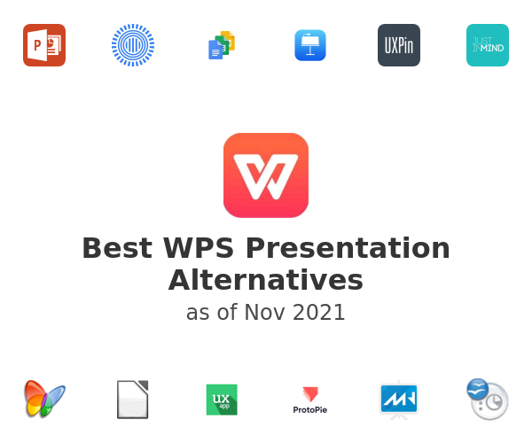 Best WPS Presentation Alternatives