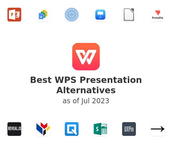 Best WPS Presentation Alternatives
