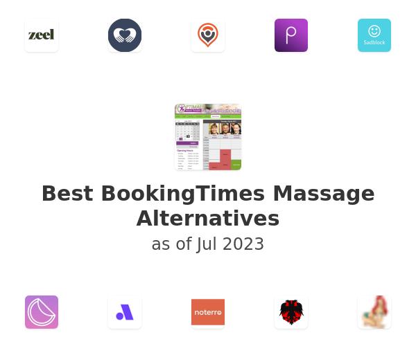 Best BookingTimes Massage Alternatives