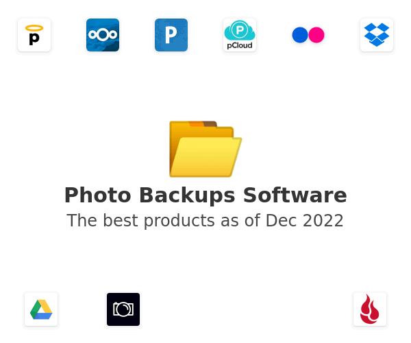 Photo Backups Software