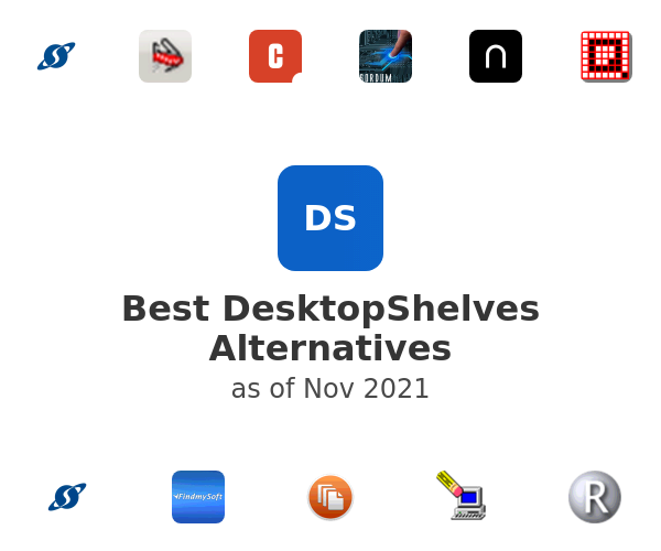 Best DesktopShelves Alternatives