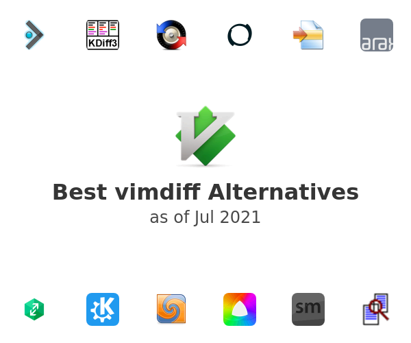 Best vimdiff Alternatives