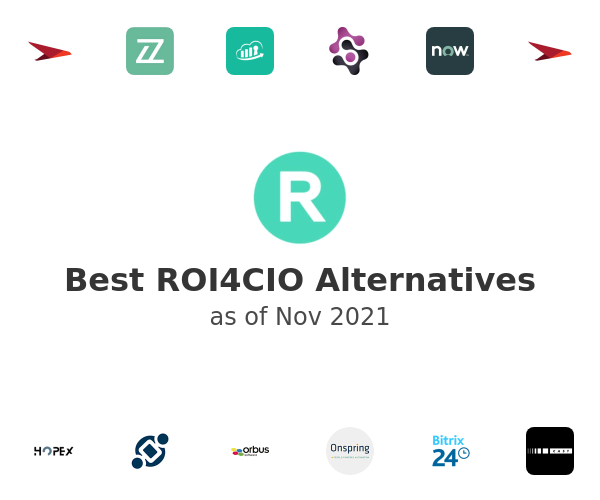 Best ROI4CIO Alternatives