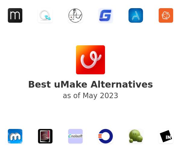 Best uMake Alternatives