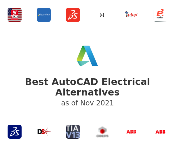 Best AutoCAD Electrical Alternatives