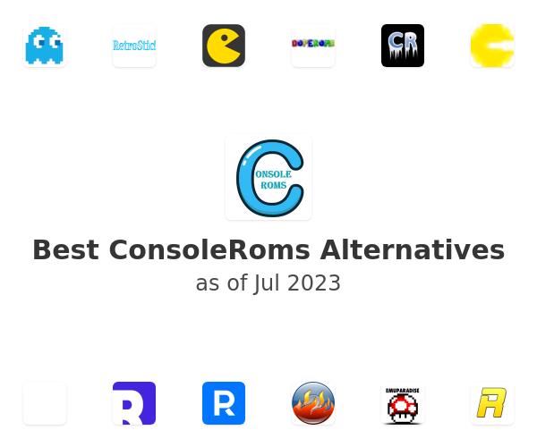 Best ConsoleRoms Alternatives