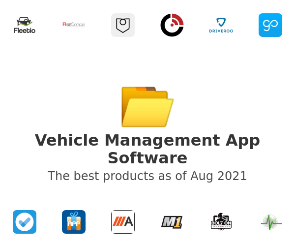 Vehicle Management App Software