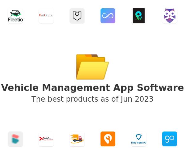 Vehicle Management App Software