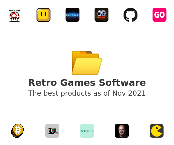 Retro Games Software