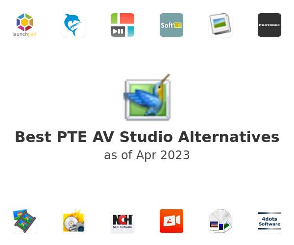 Best PTE AV Studio Alternatives