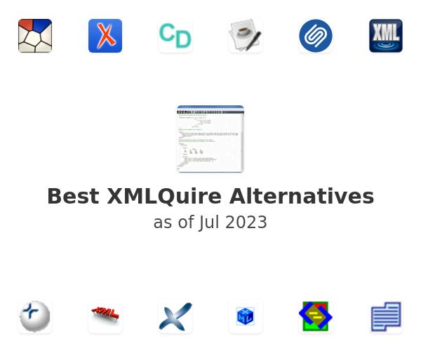 Best XMLQuire Alternatives