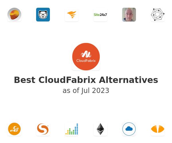 Best CloudFabrix Alternatives