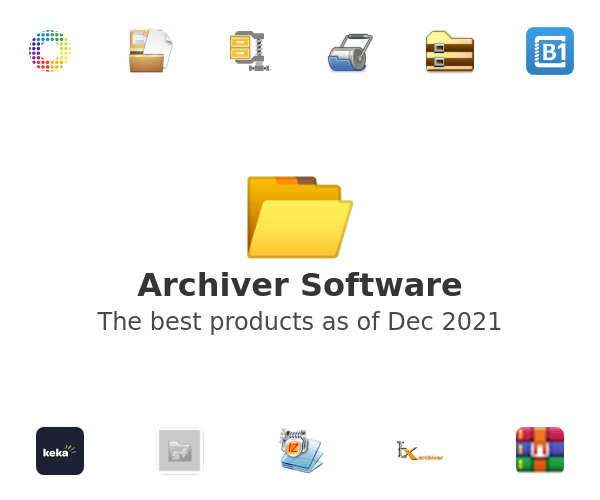 Archiver Software