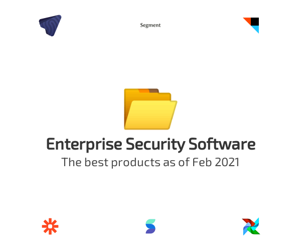 Enterprise Security Software