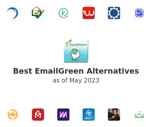Best EmailGreen Alternatives