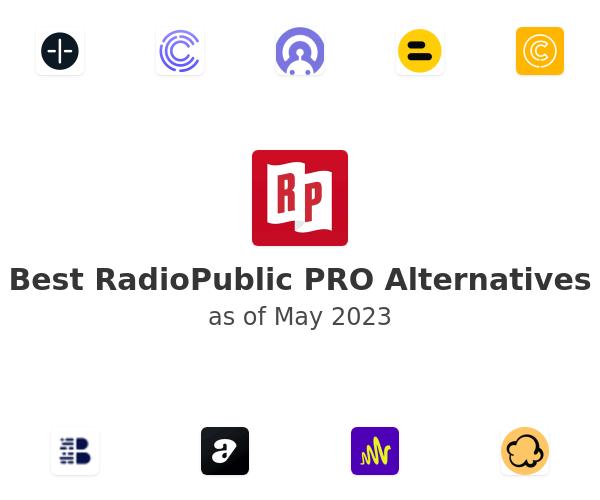 Best RadioPublic PRO Alternatives