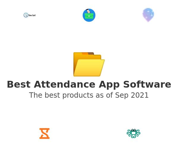 Best Attendance App Software