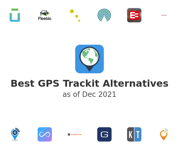 Best GPS Trackit Alternatives