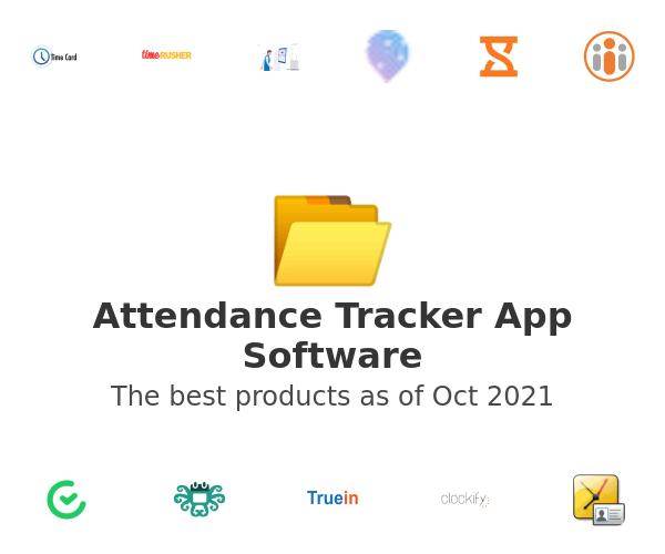 Attendance Tracker App Software